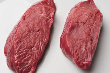 hús  filé szelet